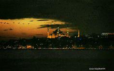 Ayasofya. İstanbul. Turkey. Fotograf : Emin Küçükserim