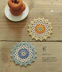 Tecendo Artes em Crochet: Vamos Fazer Porta Copos Fofos?