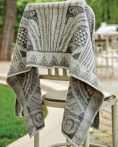 Ravelry: D'Amour Wrap by Kyle Kunnecke