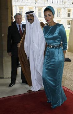 Sheikha Mozah Style: Revisit All Her Best Looks! (PHOTOS)
