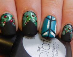 Giardino d'Inverno / Orangerie Nail Art