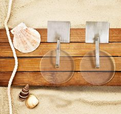 Handmade plexiglass & metal earrings