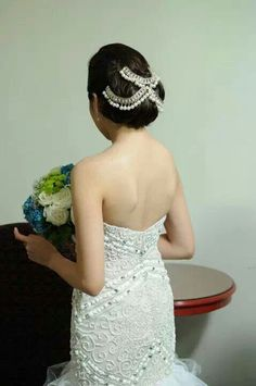 Wedding Gown by EJ Relampagos