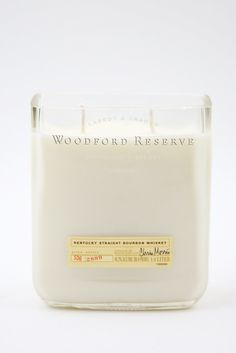 A Bourbon lover is passionate about their whiskey. They eat, sleep and breathe whiskey. The best 10 whiskey must have gifts for people who love their bourbon. Diy Candles Scented, Soy Wax Candles, Alcohol Bottles, Liquor Bottles, Whiskey Bottle Crafts, Bourbon And Boots, Woodford Reserve, Bottle Candles, Bottle Lights