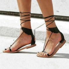 Icaria winged sandals, leather sandals, handmade Greek sandals  www.lovefromcyprus.com