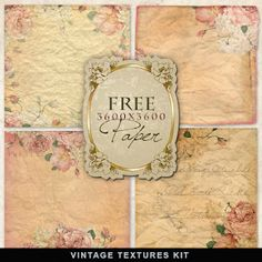 Free GORGEOUS Digi papers