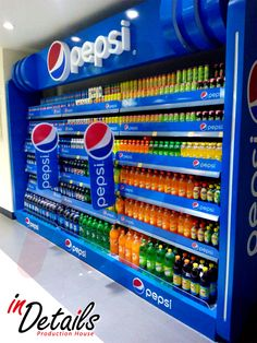 Pepsi In Store on Behance