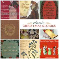 Get classic Christmas stories for your new Kindle, Kobo, Nook or iPad. They are free to download in ebook format.