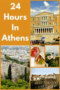 Athens, Greece, is a most beautiful and historic city to visit. I've been there a couple times and on my last trip, I made the most of my 24 hours in the city with plenty of sight seeing (including the Acropolis), a food tour, and exploring the town by foot.