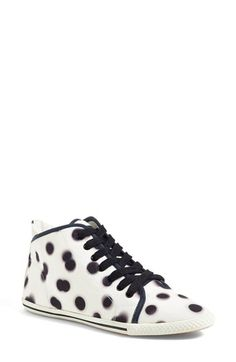 MARC BY MARC JACOBS Print High Top Sneaker (Women) available at #Nordstrom