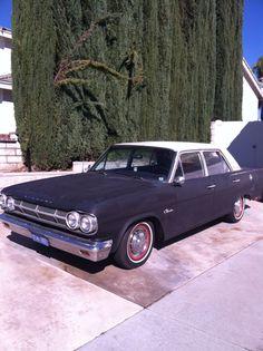 My 1965 AMC rambler 770