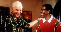 "Eddie Murphy Times ""Cult Movie Monday"" Has ""Chubby Rain"" Thanks To Steve Martin's ""Bowfinger"" ! Frank Oz, Pure Hollywood, Terence Stamp, Latest Jokes, Funny Films, Stunt Doubles, Sci Fi Thriller, Funny Man, Classic Comedies"