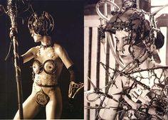 Coilhouse » Blog Archive » Farewell to Artist/Sculptor/Designer Rene Cigler
