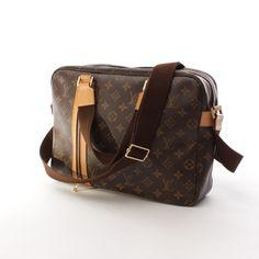 Edle Tasche von Louis Vuitton in Braun - wie Neu!