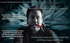 #Billhicks Bill Hicks, Everything Is Connected, Burns, Knowledge, Wisdom, Good Things, Album, Consciousness