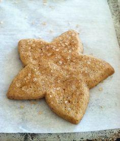 Brown Sugar Spice Cookies