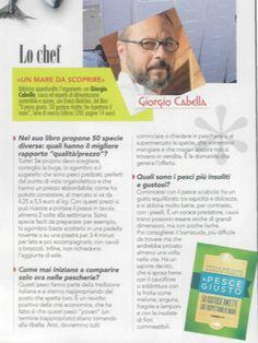 Giorgio Cabella... http://www.chefecultura.it/#!dicono-di-noi/c1gct