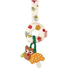 Kathe Kruse Alba Mini Mobile by Kathe Kruse. $21.96. 100% Cotton. Owl and Mushroom plushes help with tracking and grabbing. Small and easy to carry in the diaper bag. Makes a great gift for baby showers. Funny Kathe Kruse Mobile inviting to look around and gripping. Hang over baby's crib or cot and raise curiosity. Owl and Mushroom plushes help with tracking and grabbing. Small and easy to carry in the diaper bag.. Save 12%!
