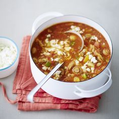 Party-Gyros-Suppe Rezepte | Weight Watchers