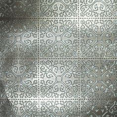 Specialty & Metallic Ornamental 6804 in Carved Pewter