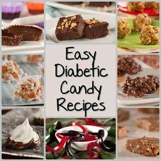Easy Candy Recipes: 8 Diabetes Candy Recipes Everyone Will Love | EverydayDiabeticRecipes.com