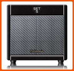 CALIFORNIA TONE RESEARCH SET5 Single End Tube Guitar Amplifier - Audio gadgets (*Amazon Partner-Link)