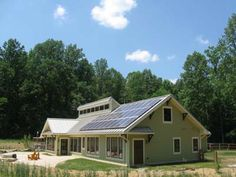 Passive solar homes passive solar energy house for Small passive solar homes