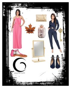 """GCGME"" by zeki-zex ❤ liked on Polyvore featuring GCGme, Christian Louboutin, Lord & Taylor, Fall and gcgme"
