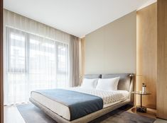Minimalist Scandinavian, Minimalist Design, Modern Design, Latest House Designs, Interior Architecture, Interior Design, Minimal Home, Trendy Bedroom, Modern Bedrooms
