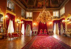 Luxos... no Palácio Nacional da Ajuda. Portugal