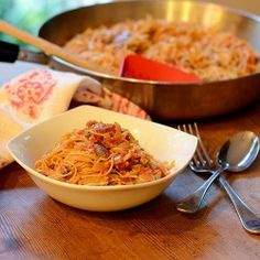 Angle Hair Pasta with a Roasted Tomato Onion Sauce from Feed Your Soul Too Sauce Recipes, Gourmet Recipes, Pasta Recipes, Cooking Recipes, Healthy Recipes, Roasted Tomato Pasta, Roasted Tomatoes, Kids Pasta, Onion Sauce
