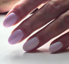 + 100 Gel polish nails photos 2018 part II