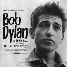 Dylan. Bob Dylan. Hes leading the folk music rightfully! 1961