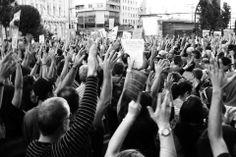 Círculo Podemos Santander: Concentración por el derecho a decidir.