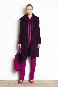 Elie Tahari Fall 2012 Ready-to-Wear Collection Photos - Vogue