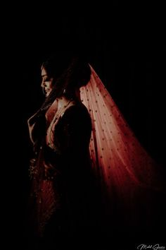 Looking for Modern shadow bridal portrait? Browse of latest bridal photos, lehenga & jewelry designs, decor ideas, etc. on WedMeGood Gallery. Indian Wedding Couple Photography, Wedding Photography Checklist, Bride Photography, Bridal Portrait Poses, Bride Portrait, Indian Photoshoot, Pre Wedding Photoshoot, Desi Bride, Bride Poses