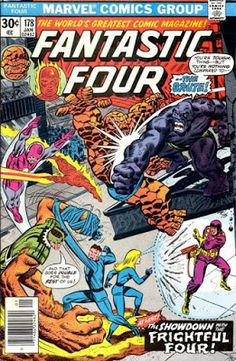 Fantastic Four #178, the Brute