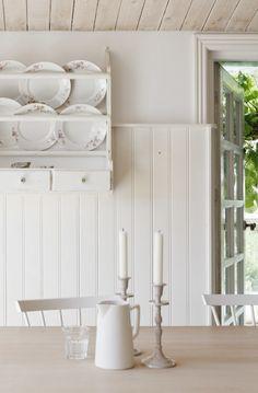 Gorgeous Rustic Scandinavian Farmhouse In Denmark