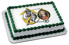 NFL Players Aaron Rodgers PhotoCake® Frame