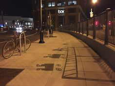 This Street Artist Is Painting Fake Shadows To Confuse People And - Artist paints fake shadows onto sidewalks leaving people seriously confused
