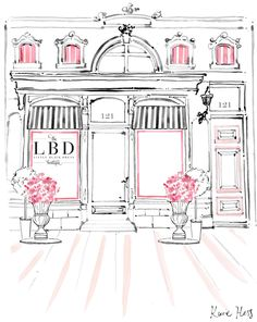 The LBD Boutique - Kerrie Hess