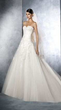 The hottest styles and best selections are found at Normans Bridal and www.normansbridal.com
