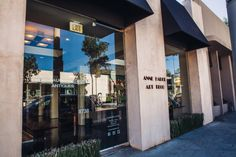 Anne Hauck Art Deco, a design showroom with a focus on Art Deco, located in the West Hollywood Design District / Designer Camp