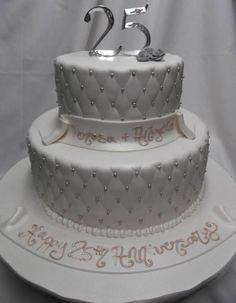 25 años aniversario bodas de plata