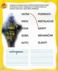Zvrkov Portal - popup Croatian Language, Popup, Portal, Worksheets, Crafts For Kids, Preschool, Activities, Education, Children