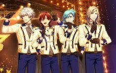 Hot Anime Guys, Anime Boys, Uta No Prince Sama, Japanese Men, The Shining, Idol, Fandom, Night, Heavens
