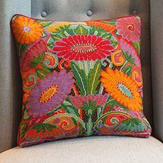 'FLEUR' Raymond Honeyman needlepoint for Erhman Tapestry