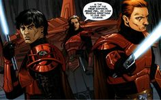 star wars imperial knight | The Imperial delegation arrives at the Jedi's Hidden Temple. Great look at female armor