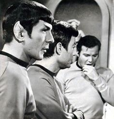Star Trek: the Original Series. I could answer these! Star Trek 1966, Star Trek Tv, Star Wars, Star Trek Bones, Star Trek Original Series, Star Trek Series, Stephen Hawking, Science Fiction, Leonard Mccoy