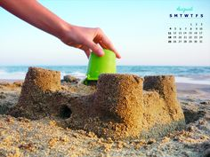 Calendario mensile FREE! | Coffee Break | The Italian Way of Design